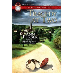 Tragedy At Two: Amazon.ca: Ann Purser: Books  Quiet English village, lots of crime!