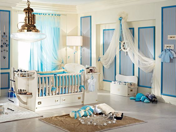 #Beach house baby #Interior design ideas #Baby room | B E A C H B A B Y |  Pinterest | Babies