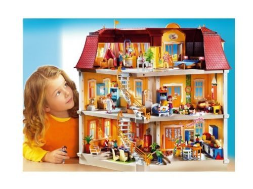 New Victorian House Playmobil andol