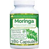 Perhaps one of the most astounding benefits of Perfectly Natural Herbs ® Moringa is it is the world's leading source of an anti-aging nutrient called Zeatin.
