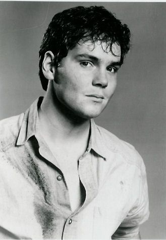 Canadian actor Jonathan Crombie, best known for playing Gilbert Blythe in the screen adaptation of the Anne of Green Gables series.