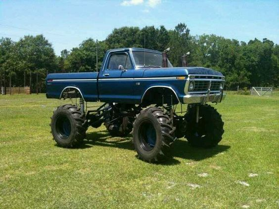 lets see some pictures of your mud boggers