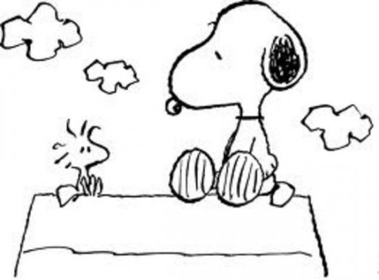 peanuts coloring pages free - Google Search | Geze\'s coloring book ...