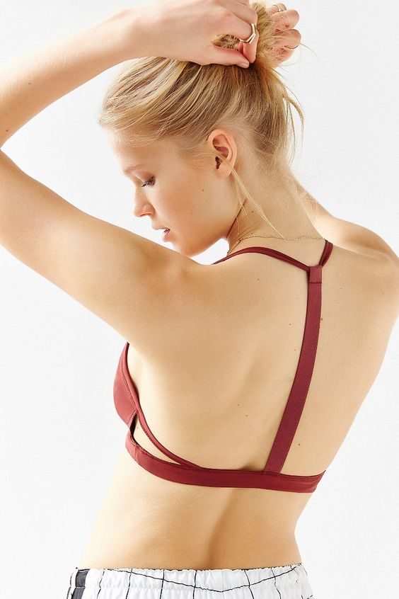 Without Walls T-Back Bra - Urban Outfitters