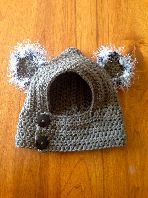 MSL Beanies Hooded Cowl by MSLBeaniesAndThings on Etsy