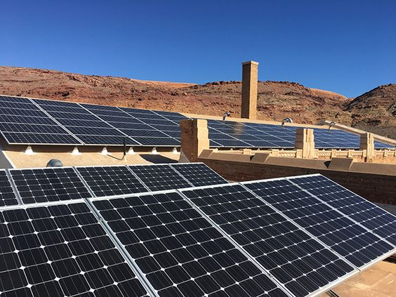 How The Small Community Of Moab Utah Is Making A Big Difference Renewable Electricity Utah Moab