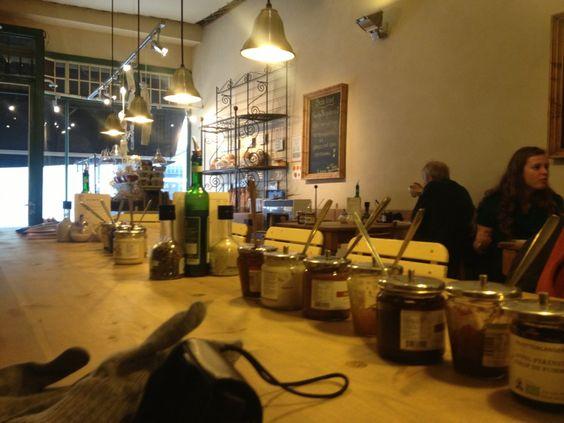 Le Pain Quotidien: prachtige ontbijtspot in het hartje van Brugge
