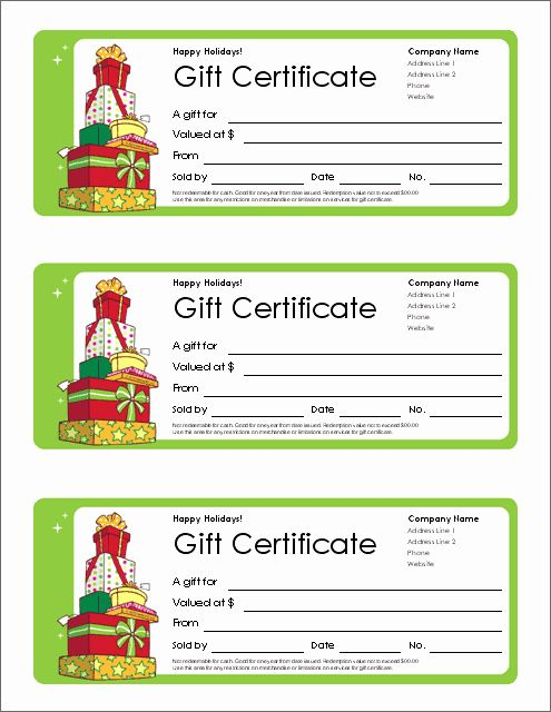 Gift Certificate Template Pages Awesome Free Gift Certificate Temp Christmas Gift Certificate Template Gift Certificate Template Gift Certificate Template Word