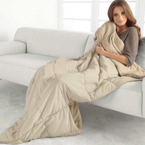 Pure Bliss Quilted Sofa Comforter