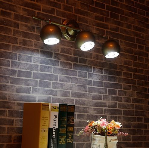 Wall Mounted Track Lighting System Modern Rustic Wall Mounted