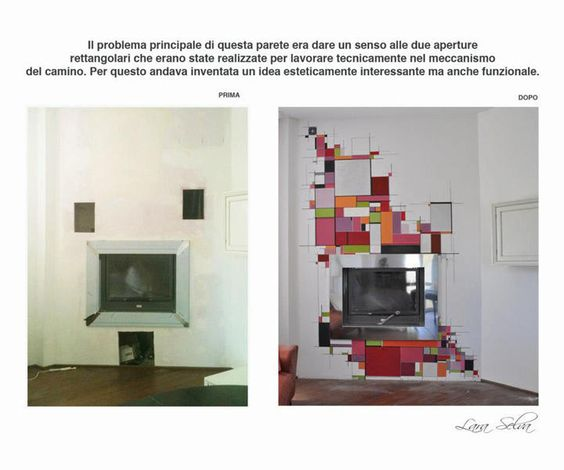 Lara Selva - decoratrice, artista, interior design, aerografista | DECORAZIONI