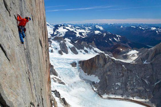David Lama Patagonien