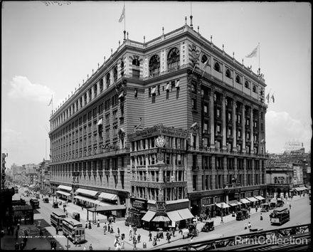 1908 Macy's, New York, N.Y.