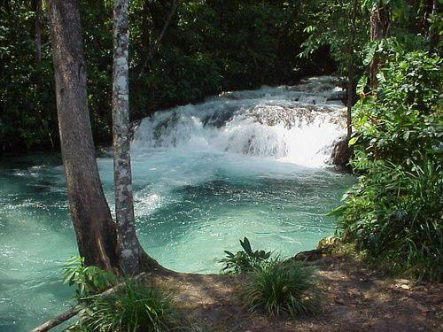 Jalapão - Cachoeira da Formiga -  Tocantins
