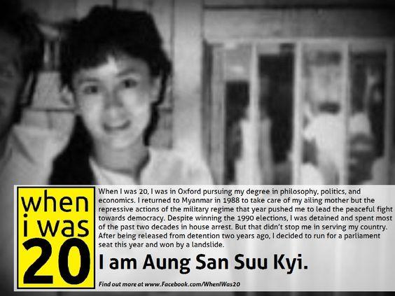 aung san suu kyi people i admire