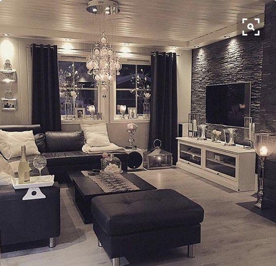 Magnifiques modèles du salon moderne pour 2018 | Déco maison ...