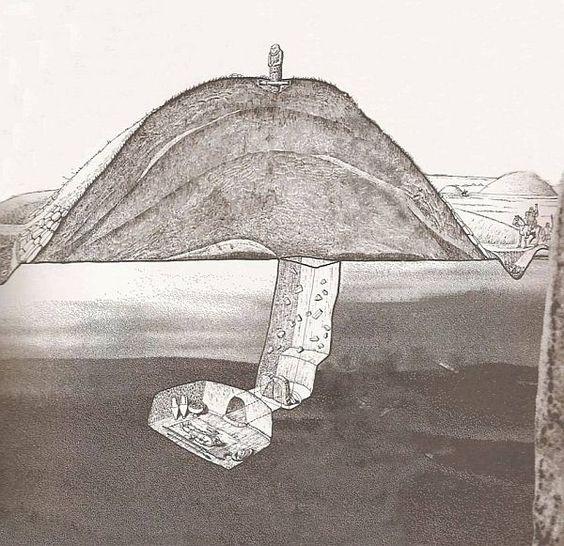 Эпоха курганов - 4 Октября 2011 - Колонка автора - путь дарго