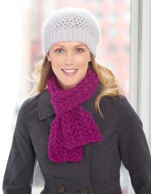 Free Crochet Pattern For Tam Hat : Angora Tam (Crochet) Hat crochet patterns, Patterns and ...