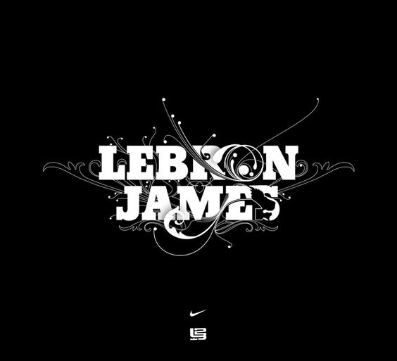 pretty nice 02a6d d41ee ... lebron james nike together poster.