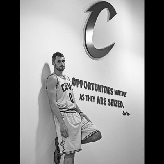 Kevin Love - cleveland cavs cavaliers