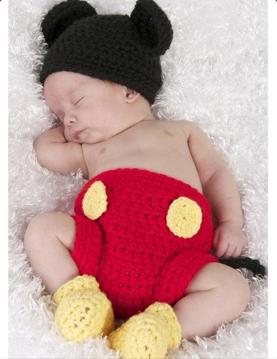 Wrap your little one in custom Mickey baby clothes. Cozy comfort at Zazzle! Personalized baby clothes for your bundle of joy. Choose from huge ranges of designs today! Baby Mickey Mouse playing with toy car Baby T-Shirt. $ 15% Off with code SHOPPINGZAZZ. Mickey and Friends Baby T .