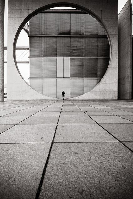 #Architecture - The Pensieren Circle by Marie Elisabeth Lüders Haus (photo by Riccardo Romano)                                                                                                                                                     Mehr