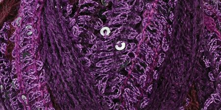 Red Heart Boutique Sashay Sequins Yarn Concord
