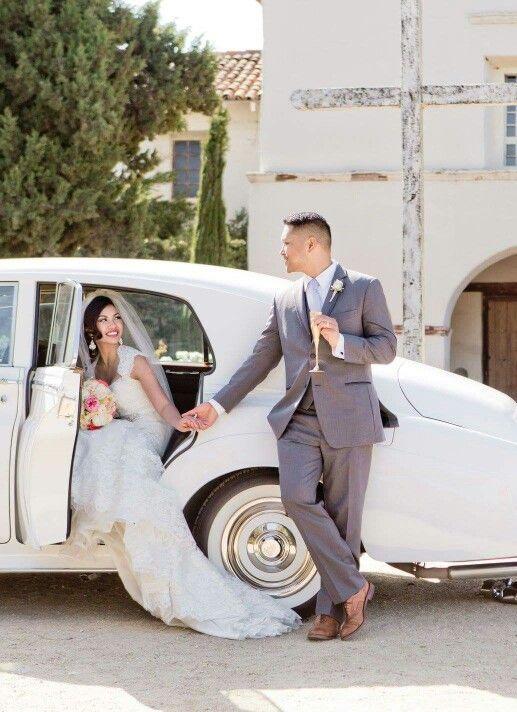 Vintage Wedding Car Rolls Royce Hochzeitsauto Fotos Hochzeit Hochzeit Auto