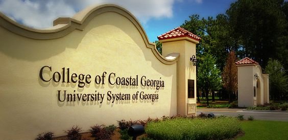 college of coastal georgia main entrance