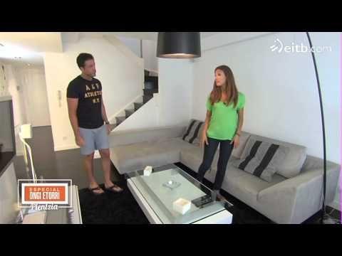 Casas: Un adosado en el abanico de Plentzia - YouTube