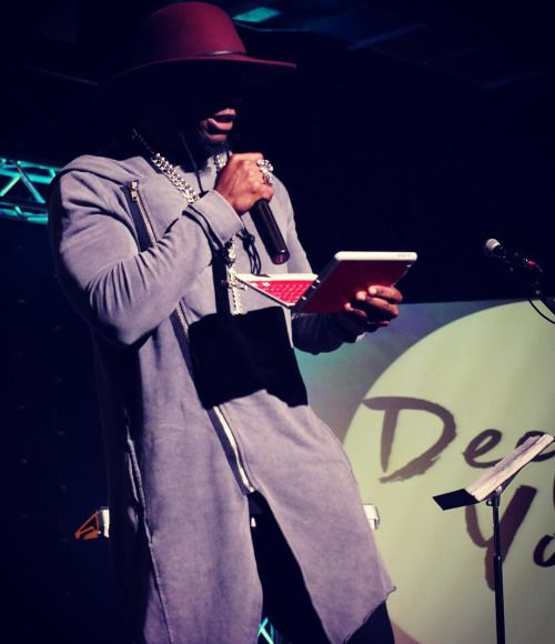 (Pic 2) Had a great time encouraging my #DeeperYouth famz last...