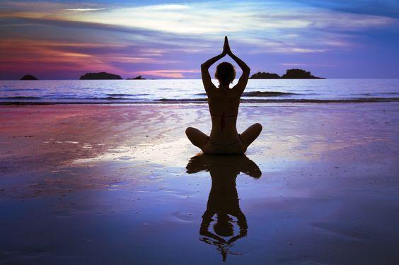 #YOGA! Einfach die beste Art, zu entspannen und sich besser zu begreifen... #Harmonie #Fitness #Meditation