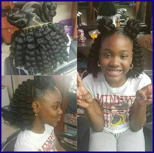 Cute Style For Bri Natural Hairstyles For Kids Pinterest From Crochet Kids Hairstyles Source P Natural Hairstyles For Kids Natural Hair Styles Kids Hairstyles