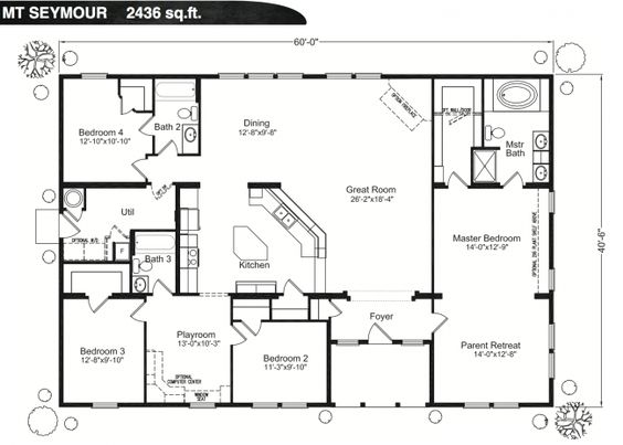 Pre Designed House Floor Plans House And Home Design