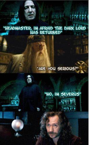 harry potter humor,  my favorite <3