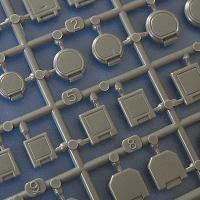 コトブキヤ-M.S.G.プラユニット ハッチ - G PARTS [ジーパーツ] * 模型用工具・ツール・プラモデル改造パーツ・メタルパーツ・ガンプラ改造パーツ他模型材料専門通販ショップ~