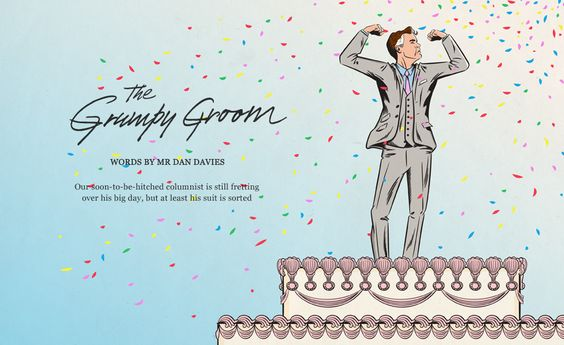 The Result | The Grumpy Groom | The Journal | MR PORTER