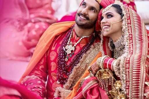 Deepika And Ranveer Celebrity Wedding Jo Wedding Planners In 2020 Sabyasachi Lehenga Cost Fashion Indian Bridal