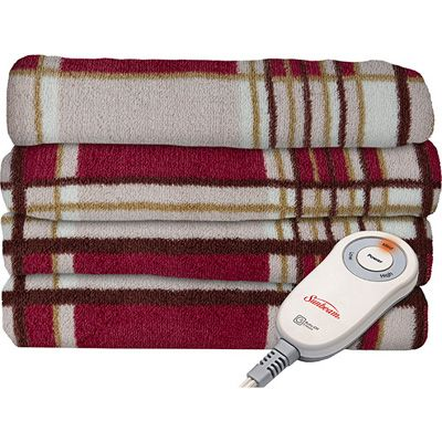 My absolute favorite item right now.  I love getting into my nice warm bed on a very cold evening.