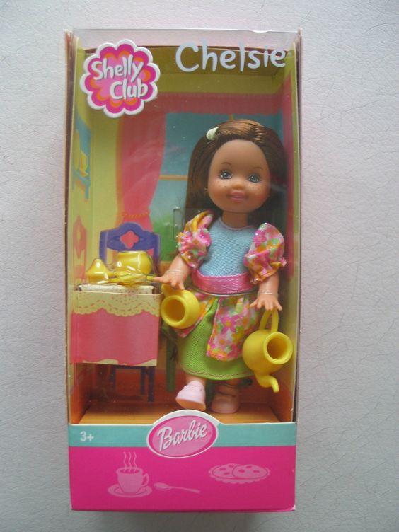 Barbie Shelly Club - Chelsie -  NEU OVP -  ab nur 1,00 € in Spielzeug, Puppen & Zubehör, Mode-, Spielpuppen & Zubehör   eBay!
