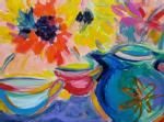 """Love & Friendship #3  10 X 13""""  $98.00 includes shipping/handling"""