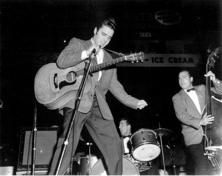 Cleveland november 23th 1956