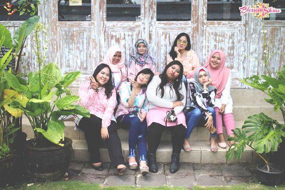 Beautiesquad at Batik Sogan Jogjakarta