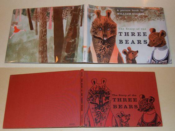 The Story of the Three Bears, Stobbs, William