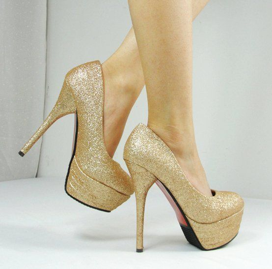 edding high heel shoes, high heels, silver high heels for wedding ...