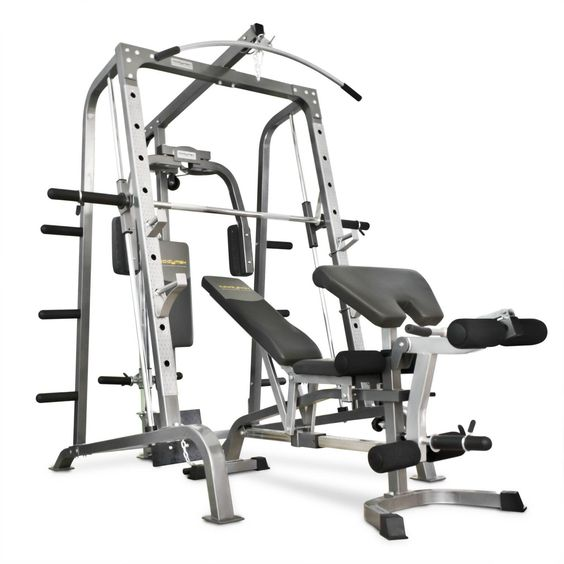 Bodymax CF380 Smith Machine Multi Gym - Multi Gyms - Strength at Powerhouse Fitness