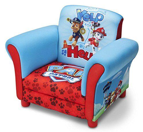 Paw Patrol Sessel Kindersitz Sofa Stuhl Kindersessel Kinderzimmer