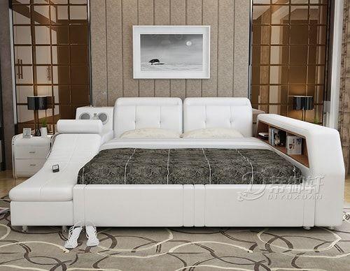 Schlafzimmer Multifunktions Tatami Bett Die Neue Ara Des Intelligenten Bettes Tatami Bett Bett Ideen Hauptschlafzimmer