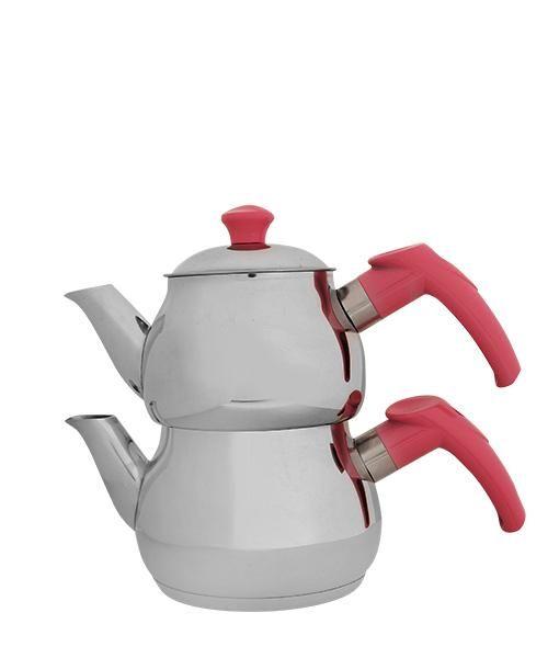ابريق شاي تركي In 2020 Tea Pots Tea Tableware