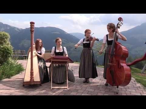Berchtesgadner Landler Echte Volksmusik aus Bayern - YouTube